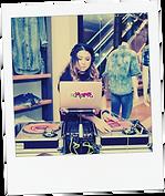 Dj Mixxtress playing at True Religon