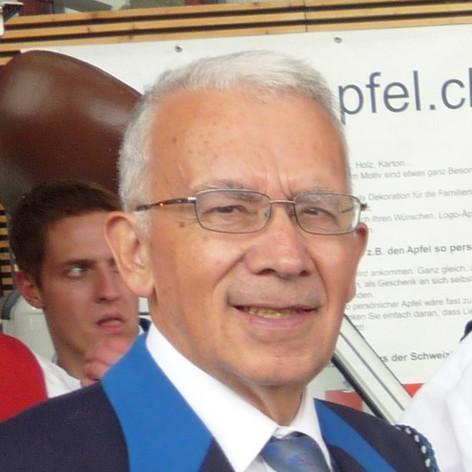 Claude Rösti