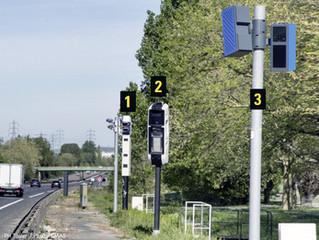 Ils arrivent: de nouveaux radars sur nos routes !
