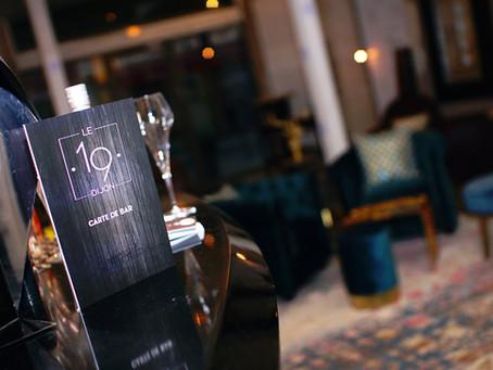 Un Nouveau Bar à cocktails branché à Dijon: Le 19