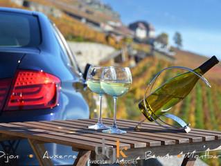 Alcool et conduite, le cocktail à éviter...