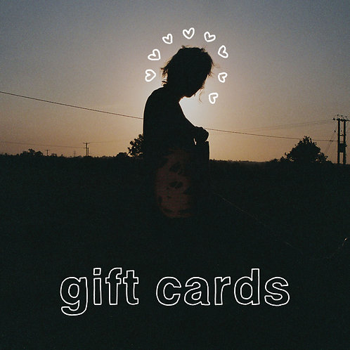 GOOD GIRL GANG ~ gift cards ~