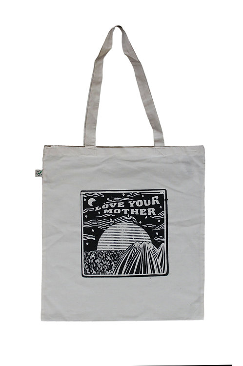 love your mother tote
