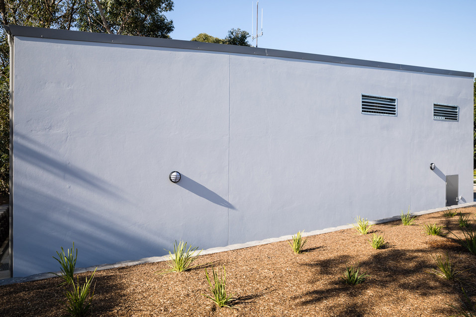 Malabar Surf Rescue Boat Shed