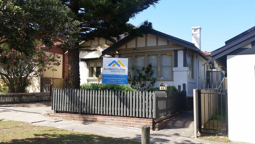 Bondi Beach Cottage
