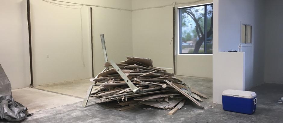 New Studio | Demolition!