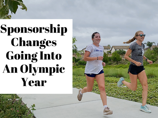 EPISODE 108: Discussing Sponsorship Changes Going into An Olympic Year