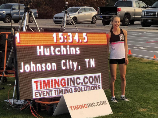 EPISODE 103: Jenna Hutchins stuns in the 5K, USOPC's Rule 50 Announc. + The Marathon Project Preview
