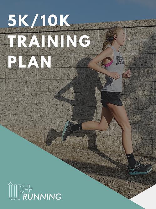 5K/10K Training Plan