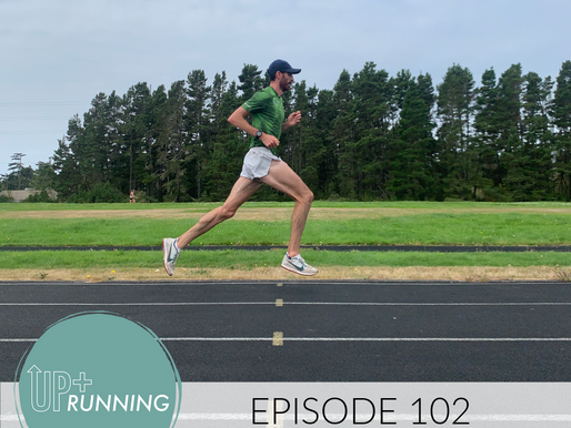 EPISODE 102: Athletes Tear Up The Track + The Road Over the Weekend