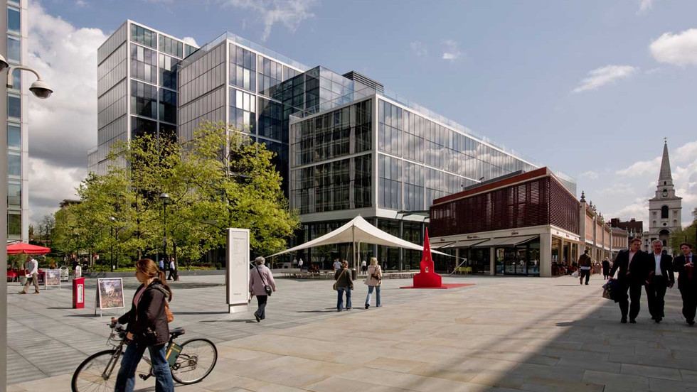 Allen & Overy One Bishops Square