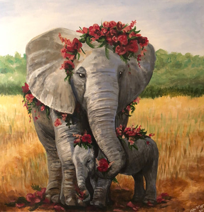 Catherine's Elephants