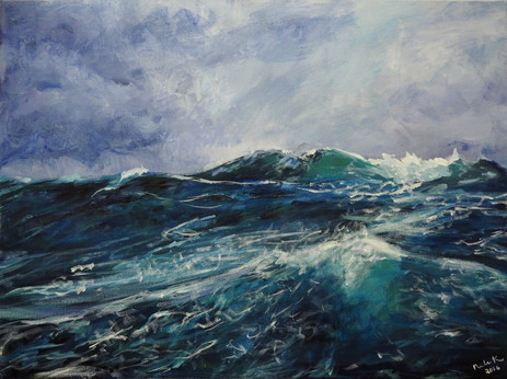 Stormy Swell