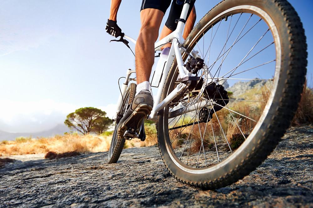 Extreme mountain bike sport athlete man riding outdoors lifestyle trail.jpg