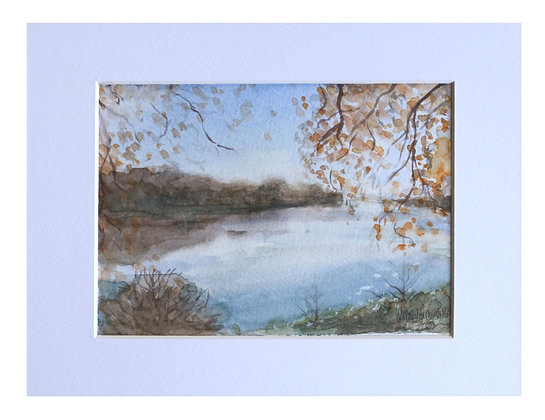 Herbst am Aasee
