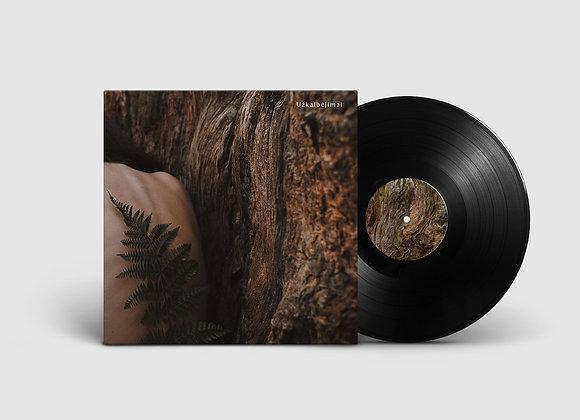 VytisVA & La'Shaour – Uzkalbejimai (sustainable vinyl record)