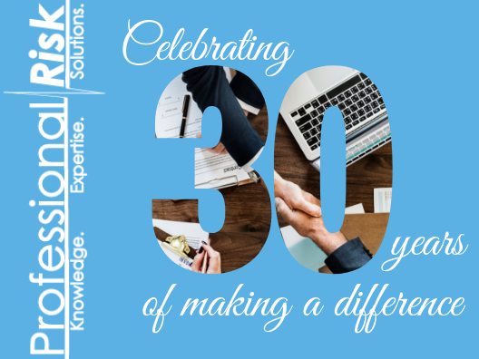 We're Celebrating 30 Years of Making a Difference