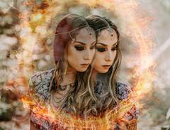 Twin Flame Photo