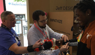 SXSW Day 3: Scenes from the Tradeshow