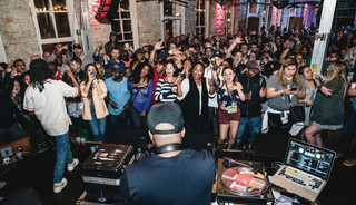 SXSW Day 4: Philly Knows How to Mix & Mingle