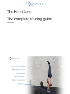 The Handstand - A complete training guide