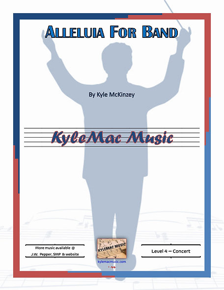Alleluia No. 1 For Band