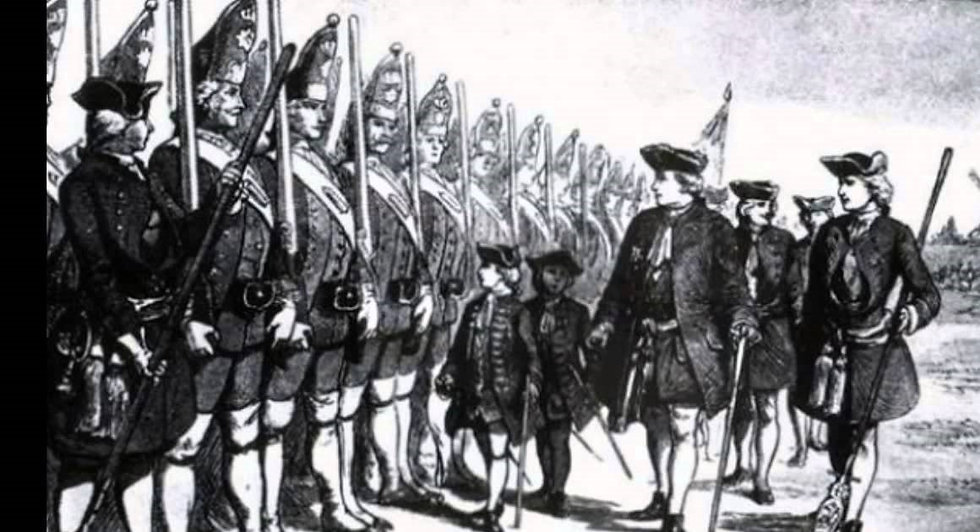 GLORY MARCH