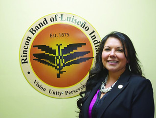 New tribal vice chairman wants to serve her people by continuing economic development and preserving