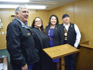 Bo Mazzetti re-elected chairman of the Rincon Band