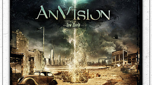 """AnVision """"New Wolrd"""""""
