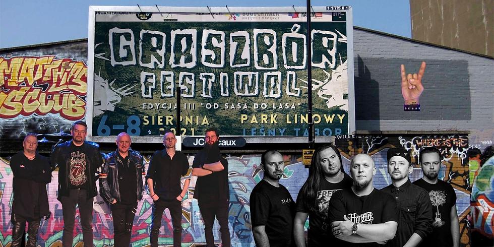 AnVision i Harissa na Grasz Bór Festival 2021