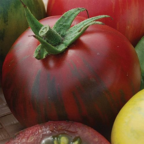 'Black Vernissage' tomato