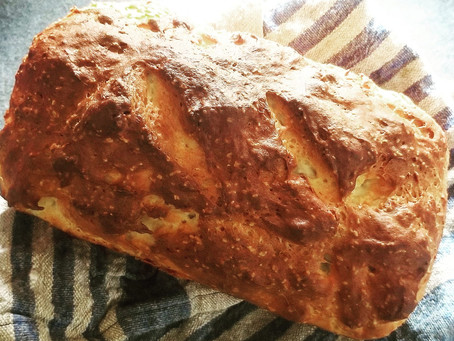 The BEST gluten free bread recipe. Seriously.