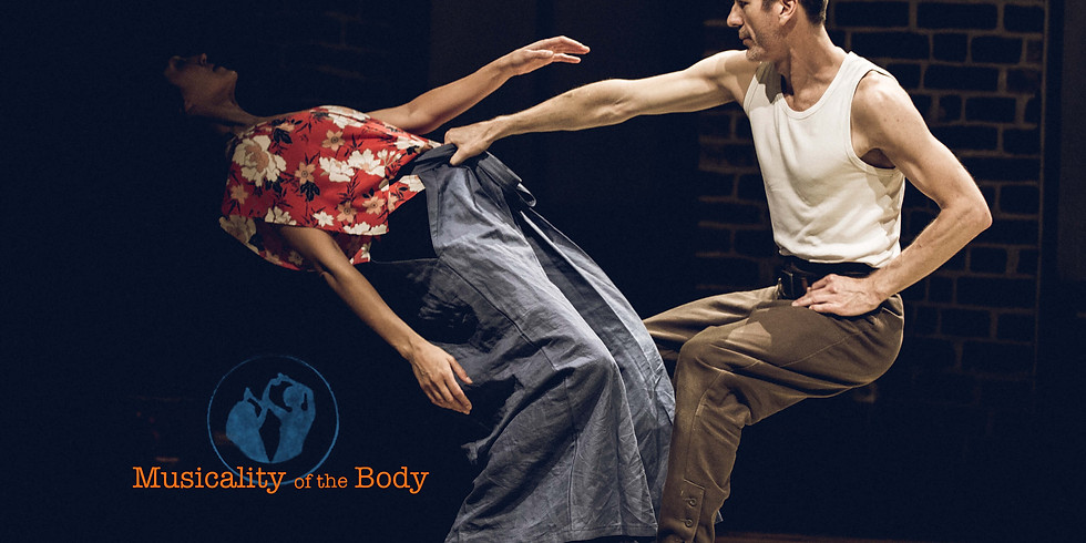 Musicality of the Body, Two Day Masterclass, Athens 2020