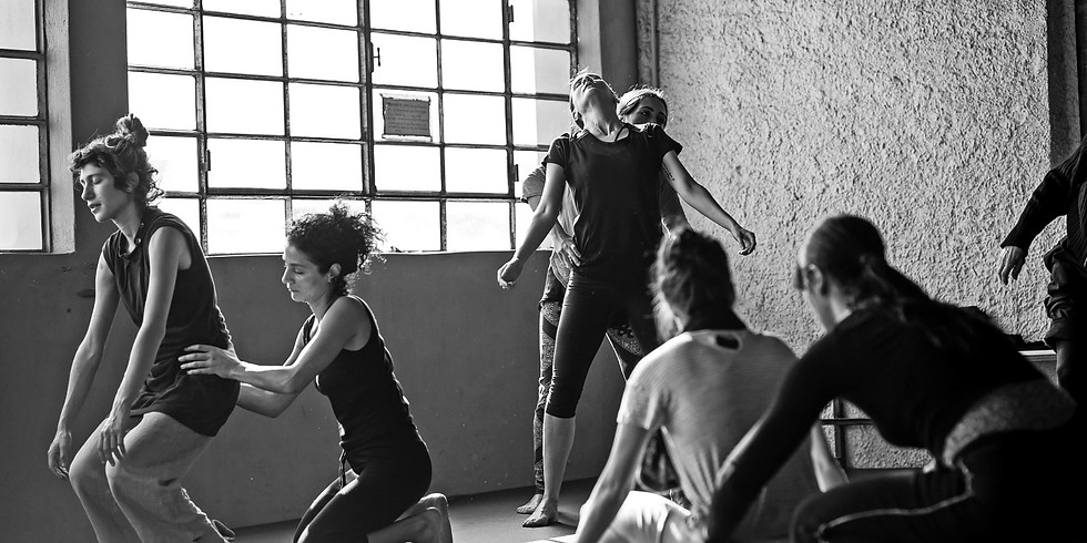 Musicality of the Body, Quilombo, Classes March-April 2020
