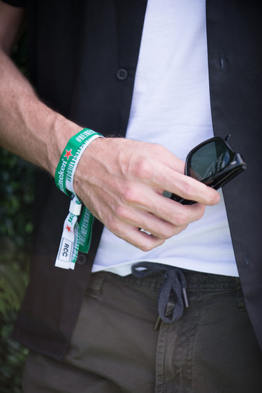 HEINEKEN'S ROYAL CROQUET CLUB PARTY