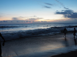 Beach Ocean Sunset Coastline 6