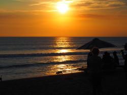 Beach Ocean Sunset Coastline 5