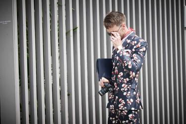 Pitti Uomo 90 Street Style Suits