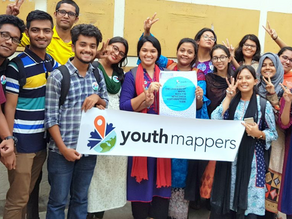 Reminiscing Our Journey With YouthMappers P.S. It is still ongoing
