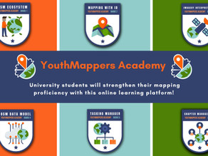 Announcing the YouthMappers Academy! An Online Platform to Build Mappers