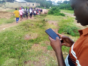 IRDP YouthMappers Field Work Report