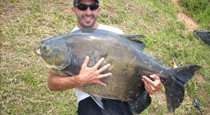 Pesqueiro Pantanosso – Uma boa pescaria e um gigante troféu na ponta da linha