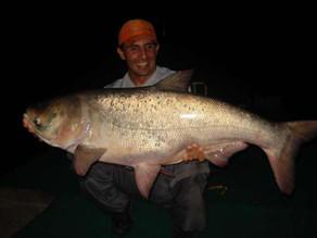 Pesqueiro Pantanosso – A última pescaria antes do frio chegar em Mairinque
