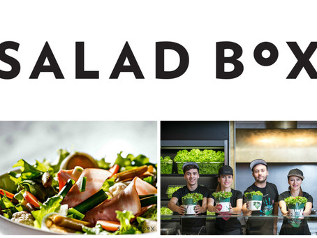 Salad Boxwill join us at Im a queen special event !