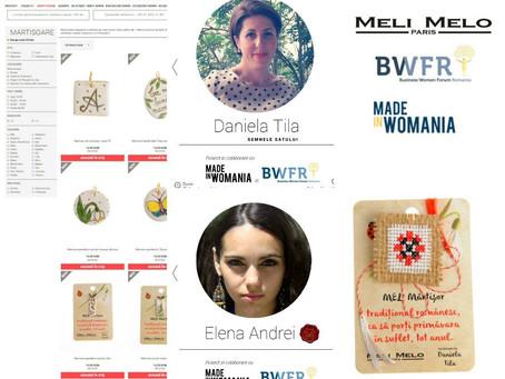 Meli Melo – Paris se alătură Made in Womania