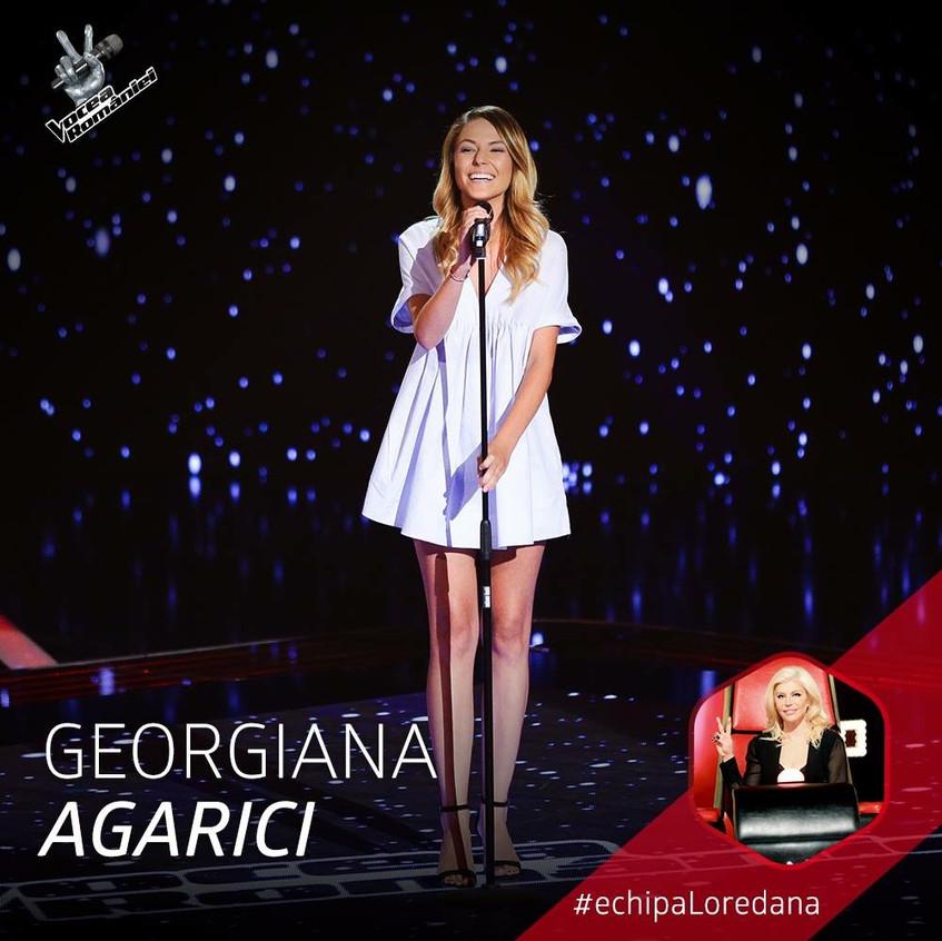 Georgiana Agarici