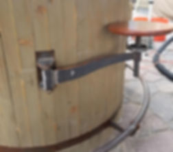 Custom Bar Stool