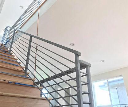 Custom Indoor Stair Railing