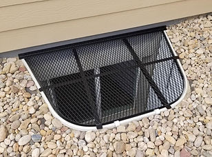 Custom Window Well Cover